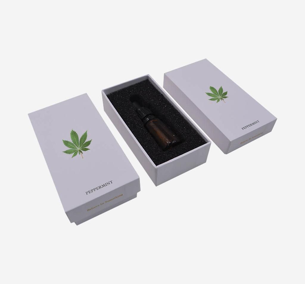 Luxury CBD Tincture Boxes